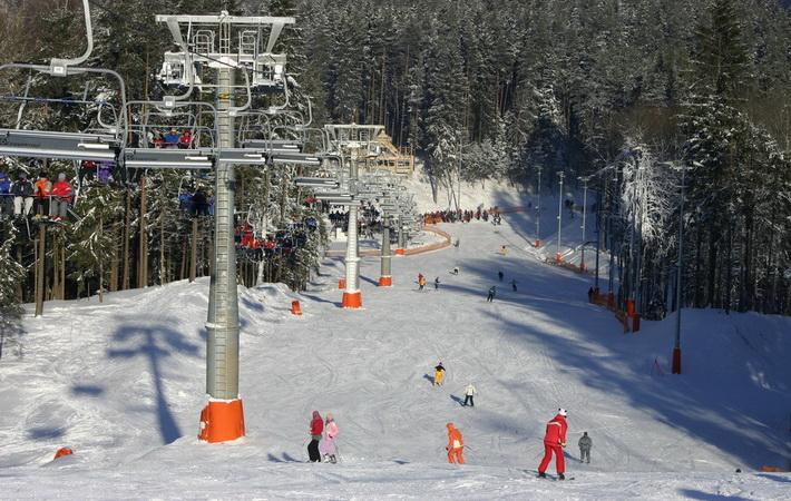 Где лучше отдохнуть в белоруссии зимой