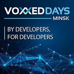 Конференция «Voxxed Days Minsk»